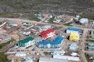 Iqaluit from the air